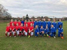 Beeston FC Girls u13s take on Nottingham Forest!