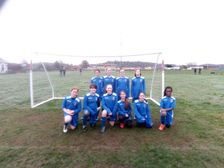 'So proud': Beeston FC u13 girls win first match