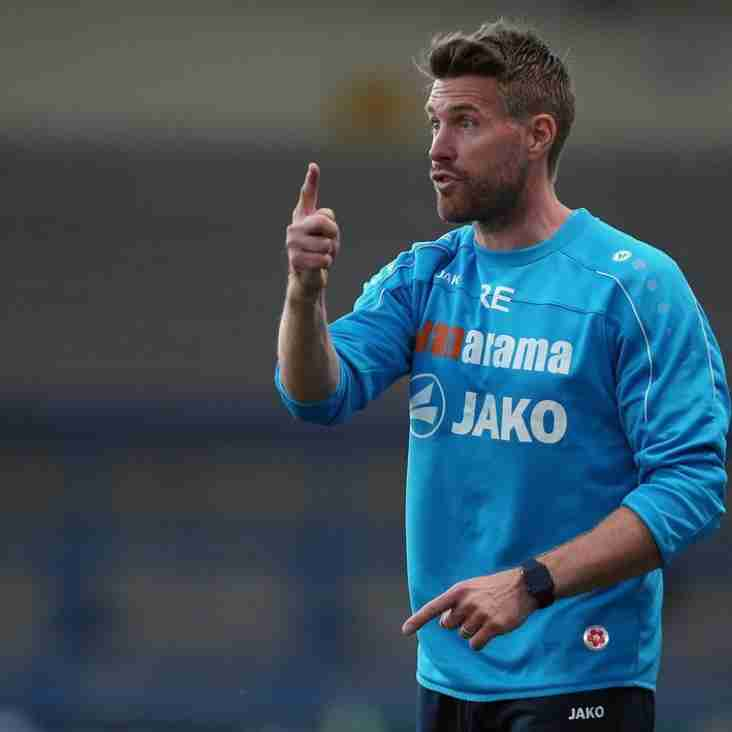 I'm Proud Says New Telford Boss After York Win