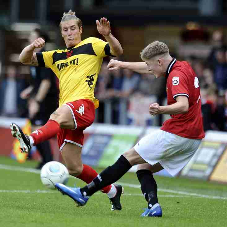 Two Points Lost, But FC United See Progress