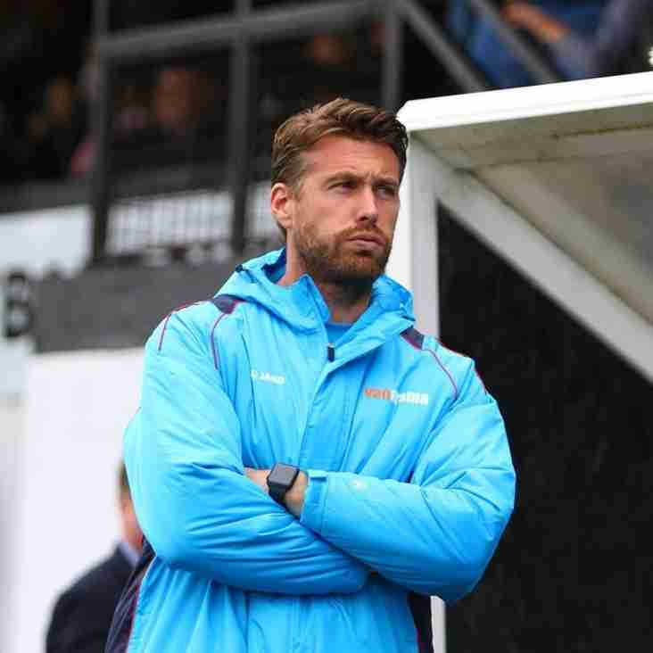 Manager Edwards Parts Company With AFC Telford United