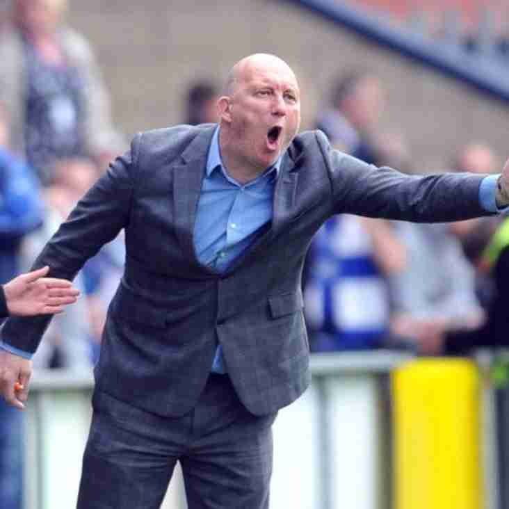 Heath Continues To Go With What He Knows At Alfreton