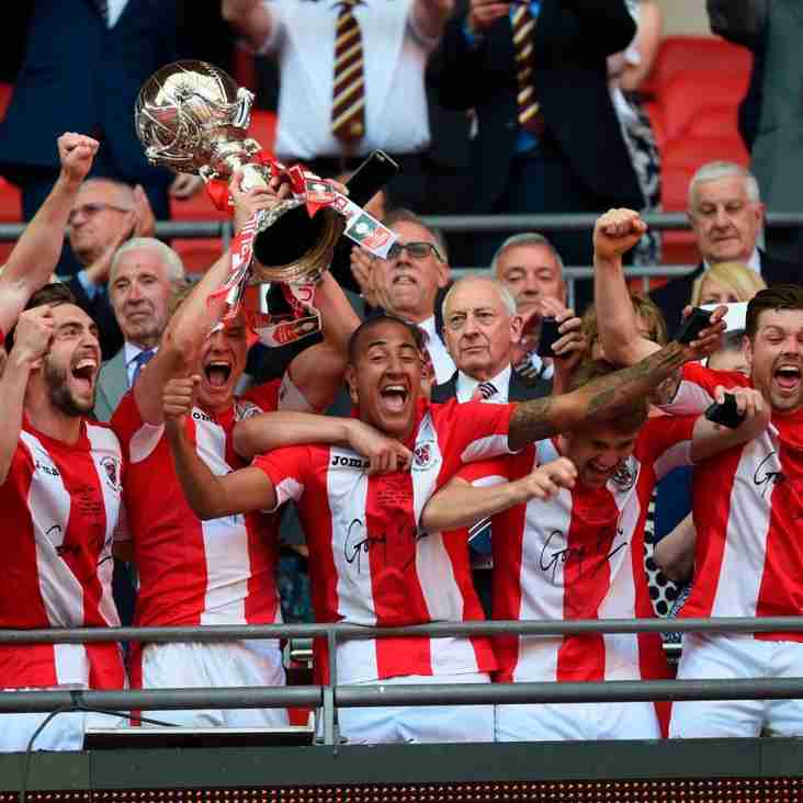 More Of Brackley's FA Trophy Heroes Sign On For More