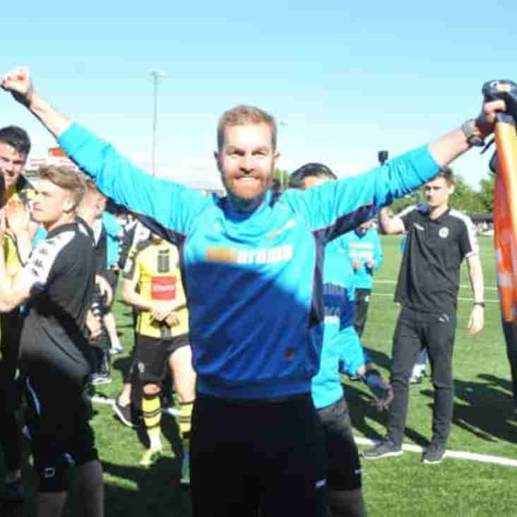 Harrogate Manager Weaver Is Making Plans For The Step Up