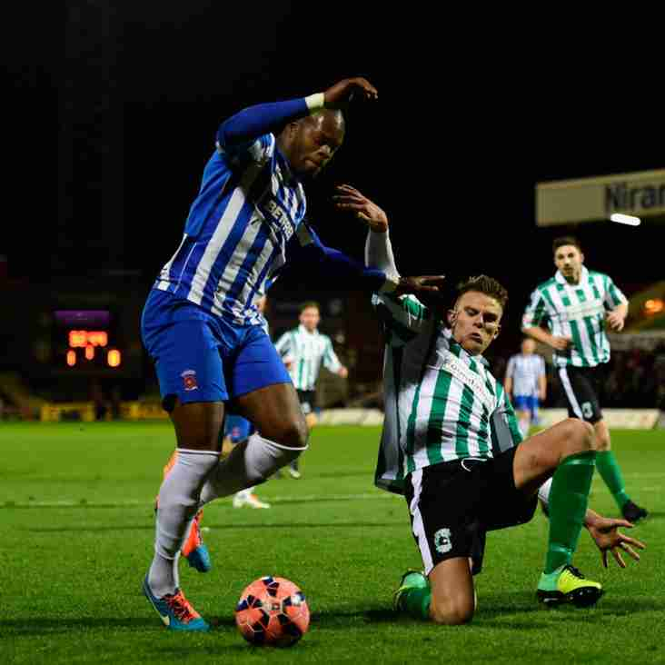 Good News For Spartans' Star - And For Blyth Fans!