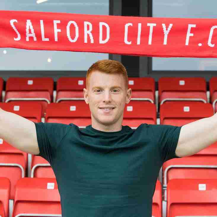 Double Deal For Salford As Ammies Go On The Attack