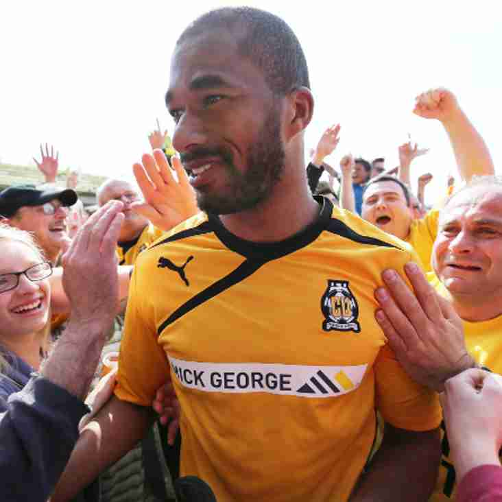 Delano Is All Set For Dartford As Striker Finds A New Home