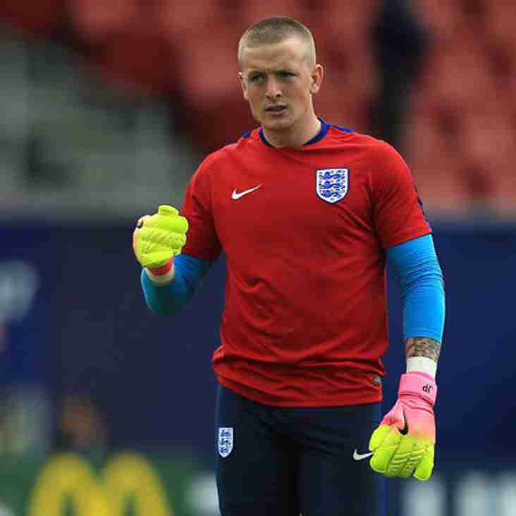 Pickford's Career Owes So Much To Alfreton Experience