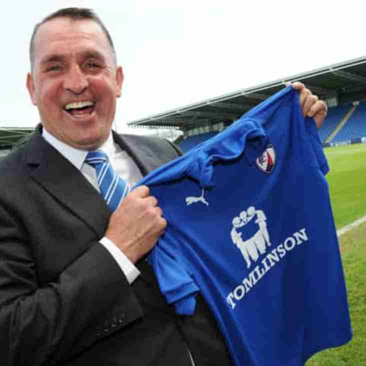 Who's Given Martin Allen The Log-In To Spireites' Website!