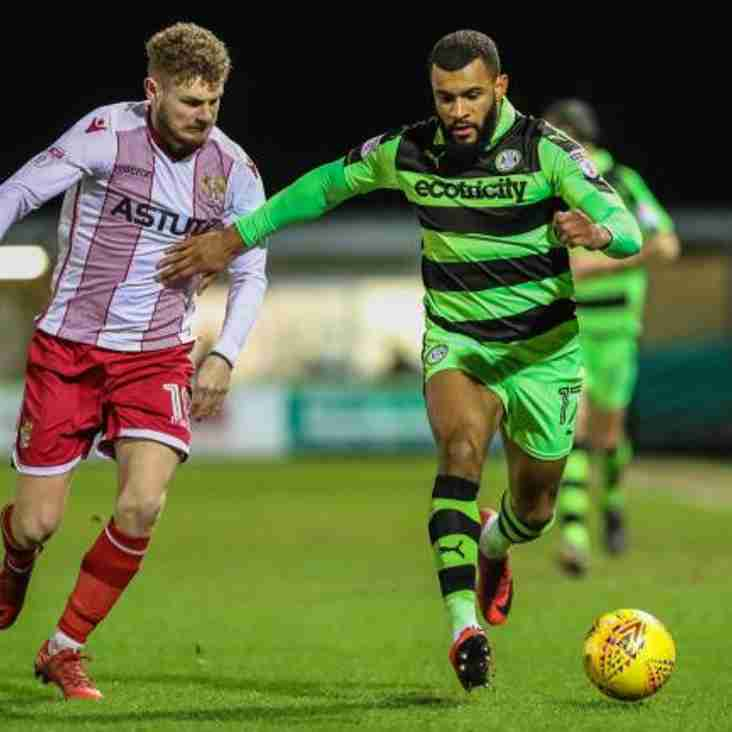 Doswell Gets His Wish As Sutton Raid Rovers Once More