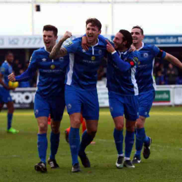 Clarets Go Batt To The Future As They Snatch Swaine