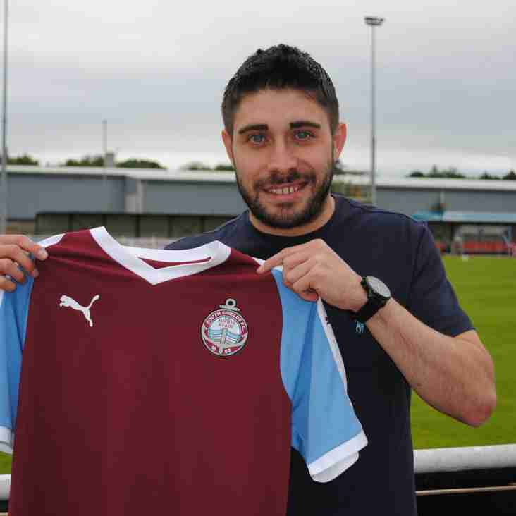 Gillies The Latest To Sign For Shields From Darlington