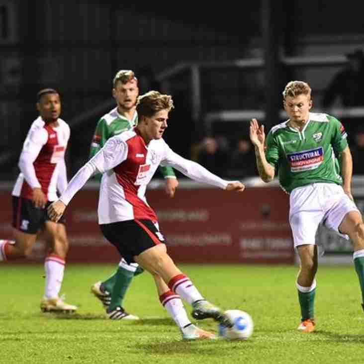 Get Carter! It's Next Stop Chesterfield For Woking's Star