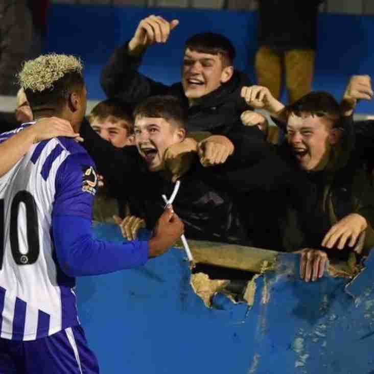 Attendances Analysed: The National League North
