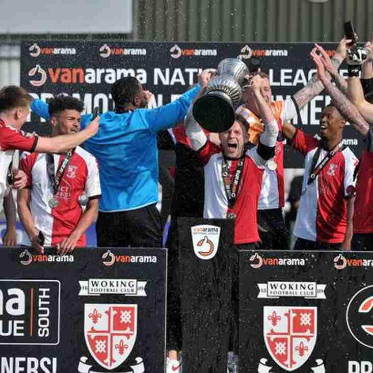Gulls Go For A Little Bit Extra As They Nab Woking Hero Armani