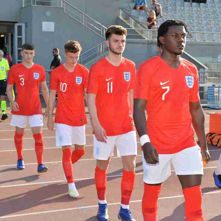 England's National League Lions Have No Luck In Estonia