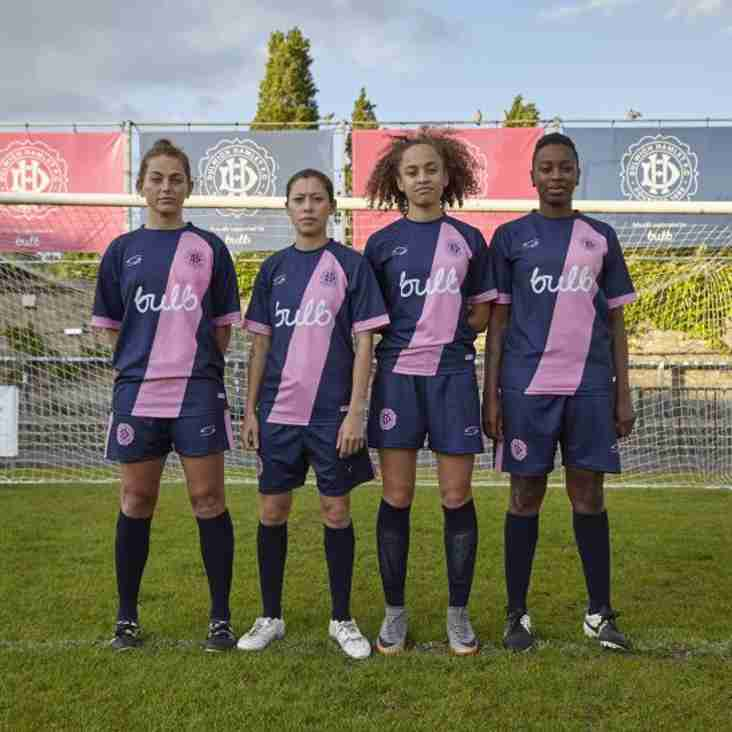 Hamlet Have Girl Power As Women's Team Is Launched