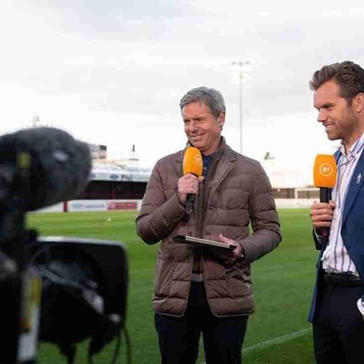 BT Sport Announce Opening 14 Live National League Matches