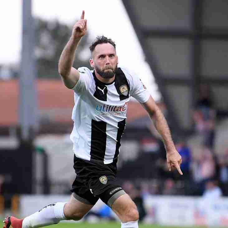 Wembley Awaits For Harrogate Town And Notts County