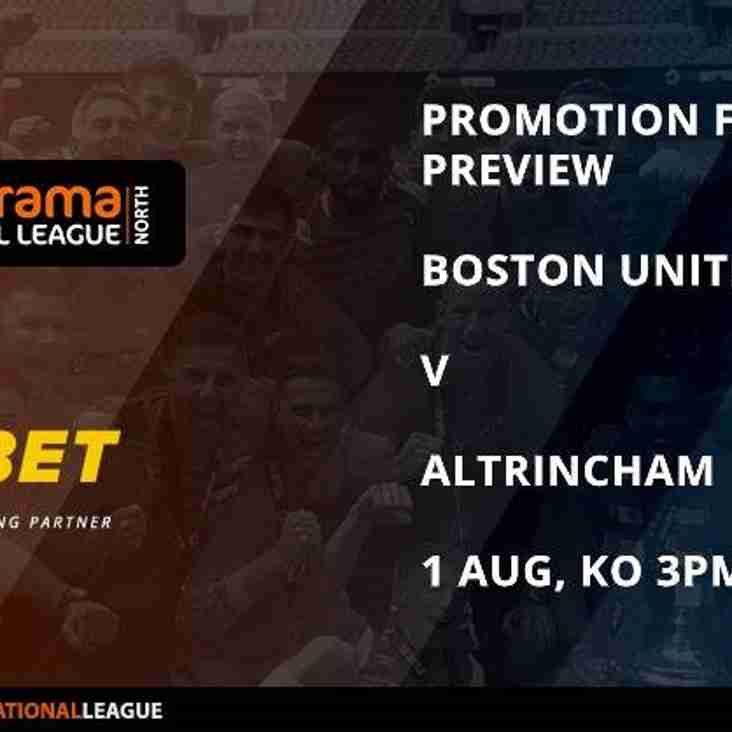 LV Bet Big Preview: National League North Promotion Final