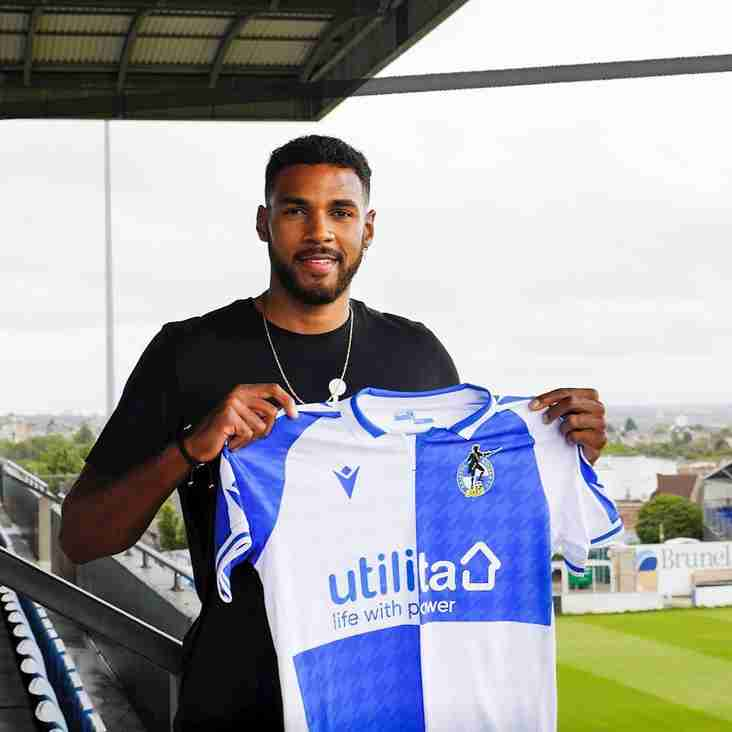 Ayunga Is Ready To Attack League One As Rovers Win The Race