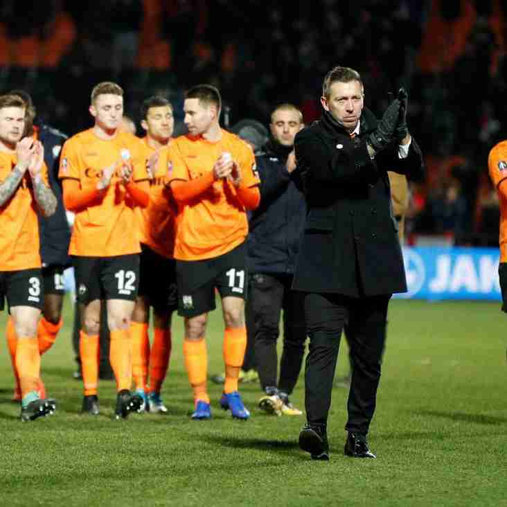 Barnet Begin Search For A New Manager As Currie Departs