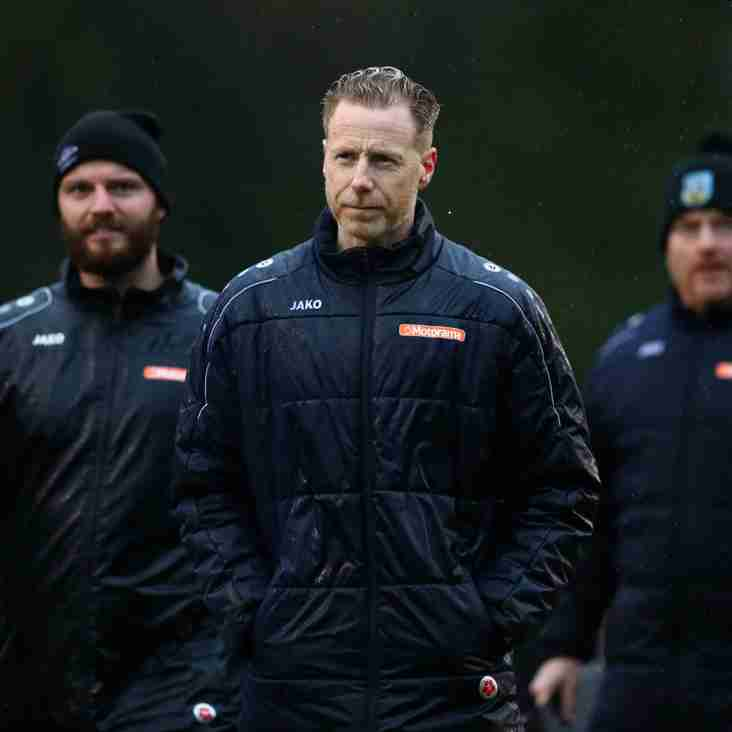 Mark Moves On As Terras Start Search For New Manager