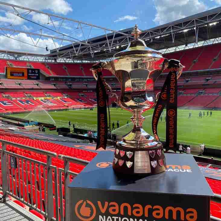 Key Dates Confirmed For Vanarama National League Season 2020/21
