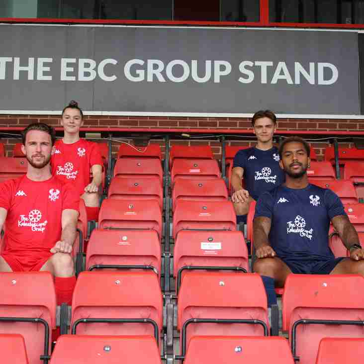 Mental Health On The Mind At Harriers With New Sponsors