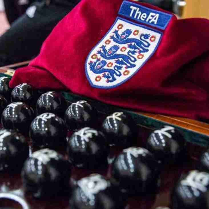 FA Cup Second Qualifying Round Draw Is Made