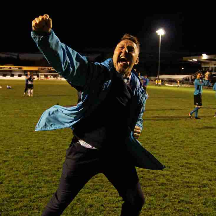 Big Shock As Moors Manager Ainsley Exits After 14 Years