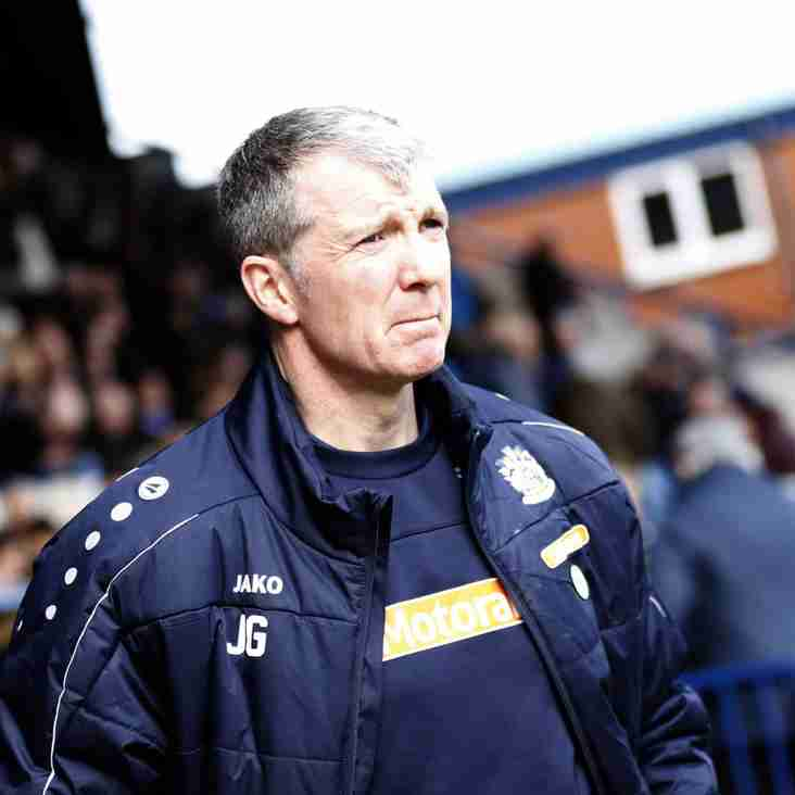 County Part Ways With Long-Serving Boss Jim Gannon