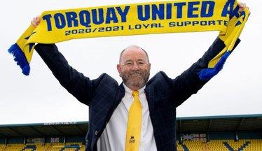 Gary Goes Looking To Restore The Gulls' EFL Pride