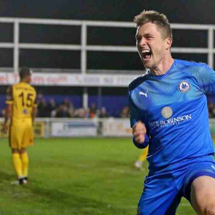 Robinson Ready To Get His South Scoring Boots Back On Again