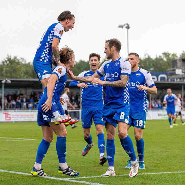 Eastleigh And Wood Revved Up For A Big BT Sport Battle