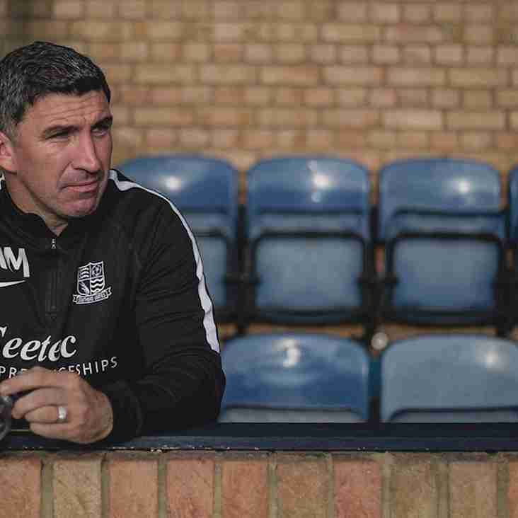 Maher Makes Vow To Bring Success Back To Southend