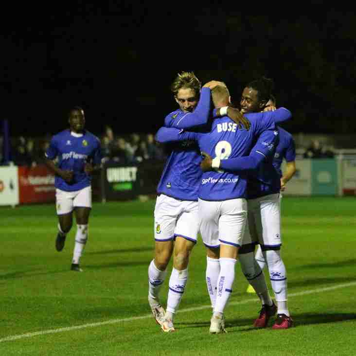 What Happened On Tuesday Across The National League