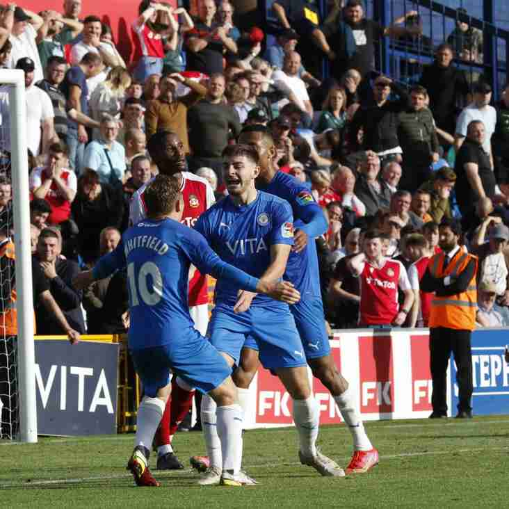 What Happened On Saturday Across The National League?