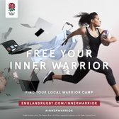 Inner Warrior Touch Rugby