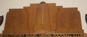 The War Memorial Plaque