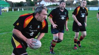 Second XV v. Broughton RUFC (01.12.12)