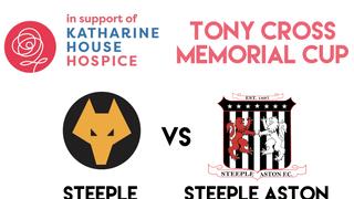 Tony Cross Memorial Cup - Sunday 12th May 2019