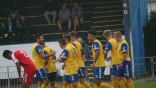 Staines Town FC ticket Prices