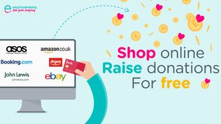 Do You Shop Online? Help Your Club - Do It Through Easyfundraising.org.uk