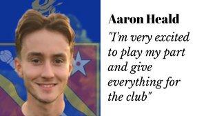 Aaron Heald interview