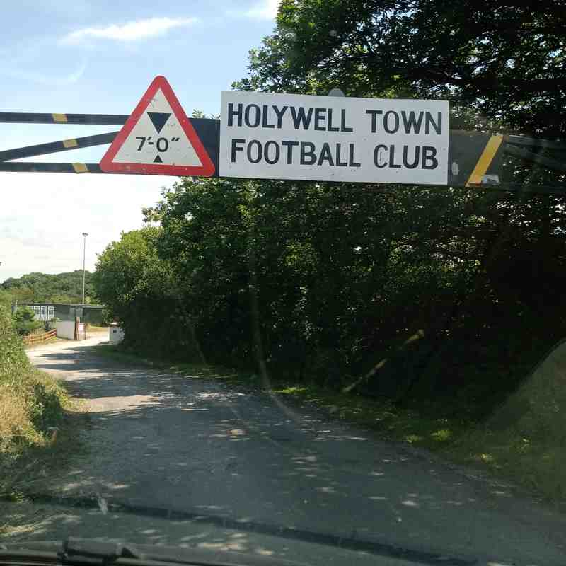 Away to Holywell (19 June 2021)
