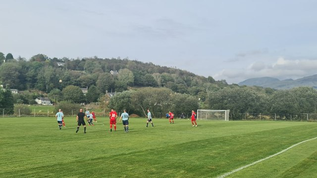 Exciting goalless draw away to Penrhyndeudraeth