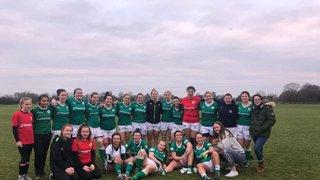London Irish Girls U15 & U13