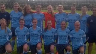 Merry Christmas from the Woodley United Ladies