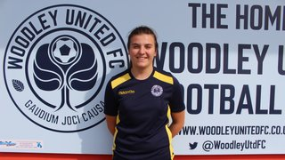 Post Match Interview with Woodley's leading goal-scorer, Rosie Page-Smith